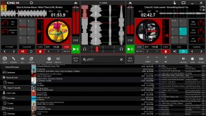 DEX 3 RE DJ mixing software Version 3.9.0.10