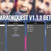 KaraoQuest Version 1.1.1 beta