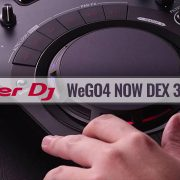 Pioneer DDJ-WeGo4 DJ controller now DEX 3 supported