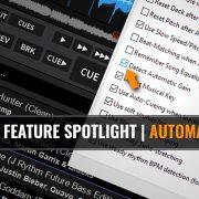 Automatic Gain DJ Software
