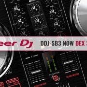 DDJ-SB3 DJ Controller now PCDJ supported
