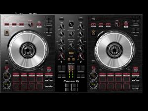 Pioneer DJ DDJ-SB3 DJ Controller Top