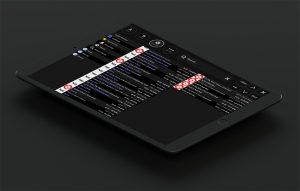 iPad DJ app DJ DEX