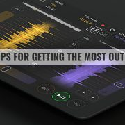 5 tips for using DJ DEX for iPad