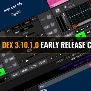 DEX 3.10.1.0 DJ and karaoke software update