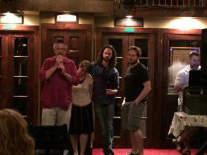 Karaoke for a bar