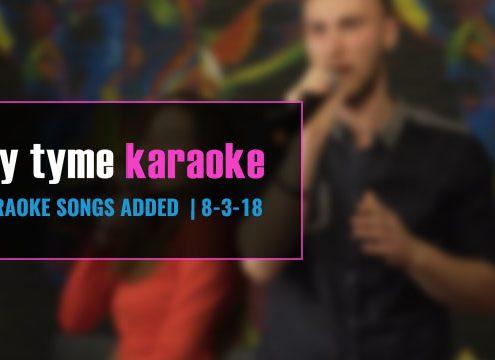 Party Tyme Karaoke Subscription Karaoke Catalog