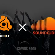 DEX 3 DJ Software with SoundCloud Support