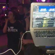 DEX 3 singing karaoke