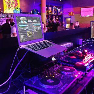 Hosting Karaoke with DEX 3 and Party Tyme Karaoke