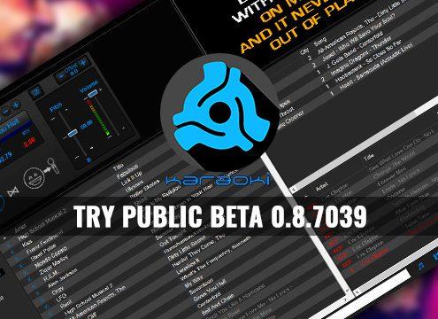 Karaoki Karaoke Software Beta 0.8.7039