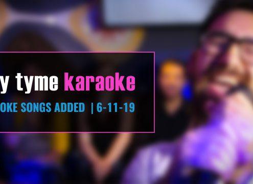 Party Tyme Karaoke Subscription Service update