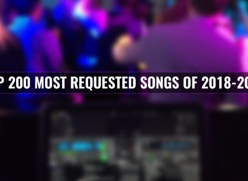 Top 200 Most Requested Songs of 2019