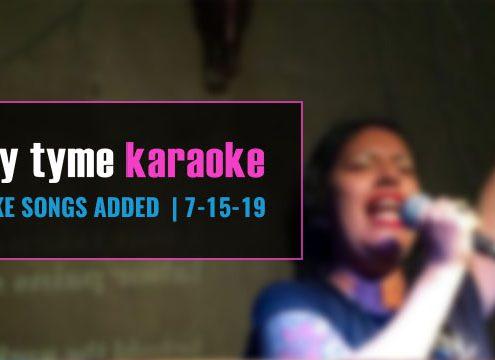 best karaoke subscription new songs