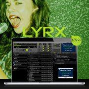 LYRX is the best karaoke software