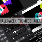 Shaders for Halloween and DEX 3 or LYRX