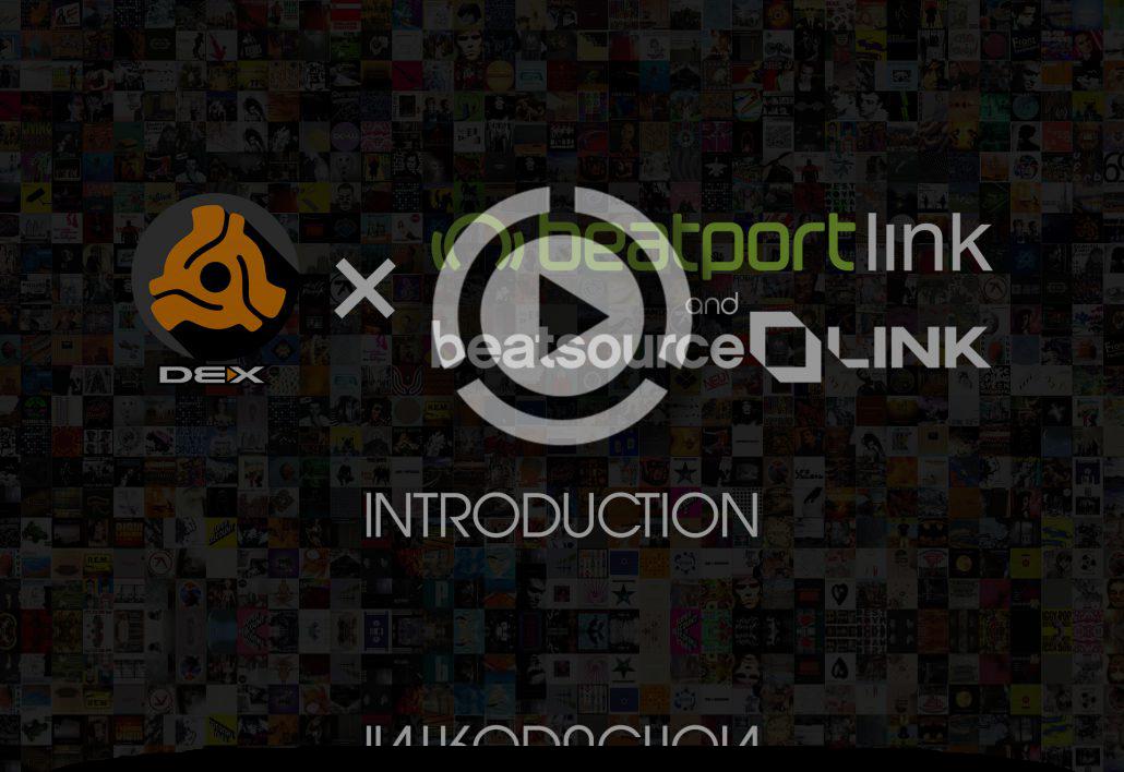 Beatport LINK and Beatsource LINK