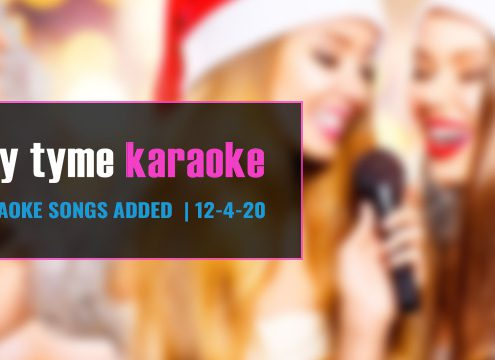 Party Tyme Karaoke Subscription Update - New songs