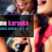 karaoke subscription with new karaoke songs