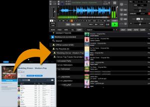 Beatsource LINK in DEX 3