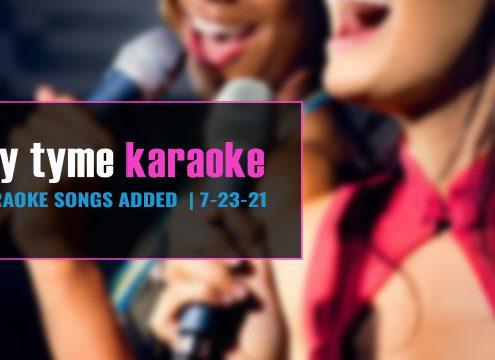 New Karaoke for the Best Karaoke Subscription