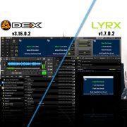 DEX 3 and LYRX updates