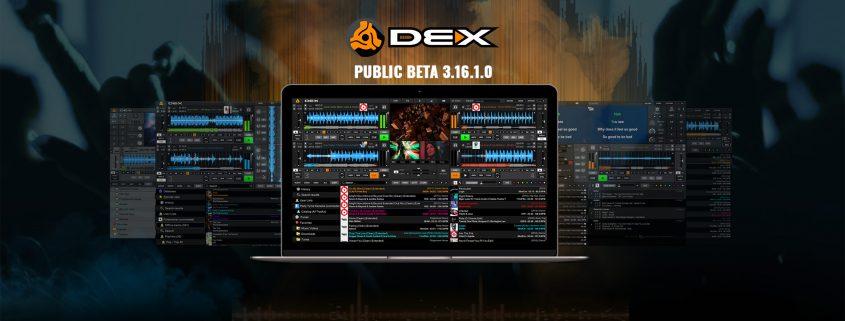 DEX 3.16.1 Public Beta